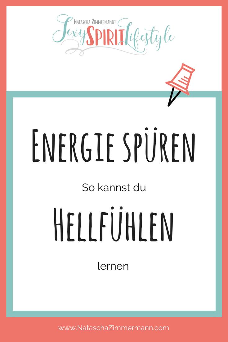 Energie spüren: So schaffst du es