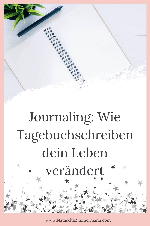 Journaling: Wie Tagebuch schreiben dein Leben verändern kann
